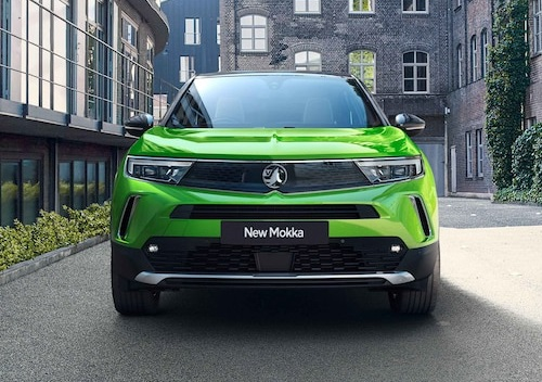 Vauxhall All-New Mokka