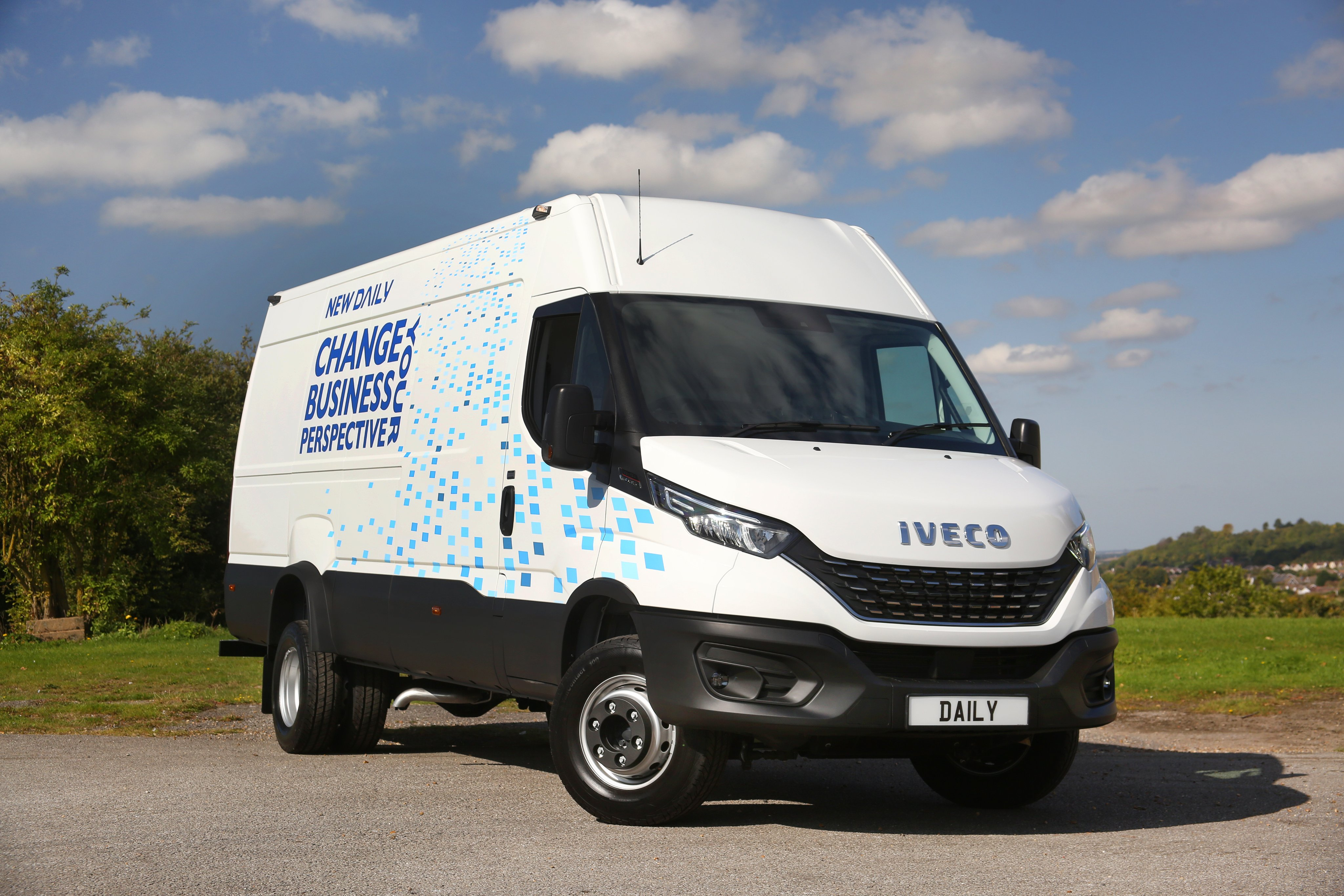 New IVECO Daily 'Business' trimline arrives at North East Truck and Van