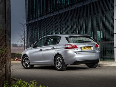 Peugeot 308 Allure Business Lease Offer