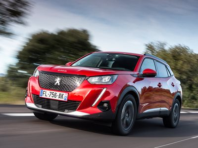 Peugeot 2008 Allure Business Lease Offer