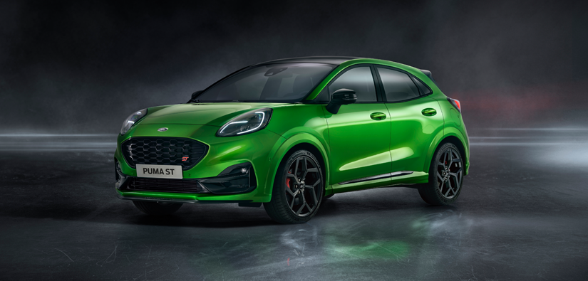 Introducing the new Ford Puma ST