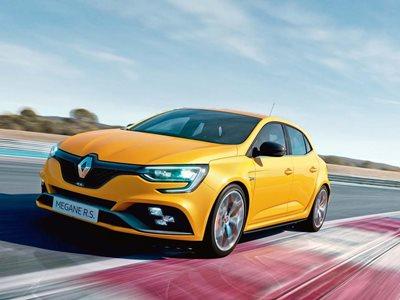 Renault Megane R.S  Business Lease Offer