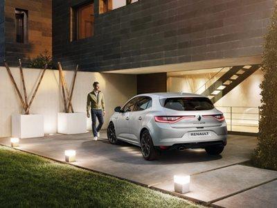 Renault Megane Business Lease Offer