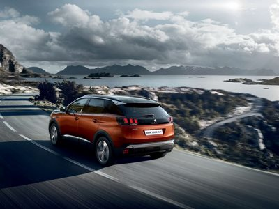 Peugeot 3008 Business Lease Offer