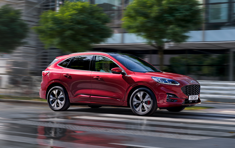 All-new Kuga ST-Line on 0% APR