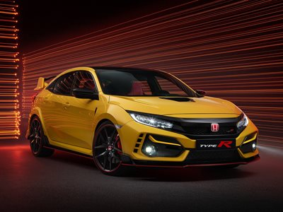 Type R? There's a new one, and we've got it here at Startin Honda Worcester!
