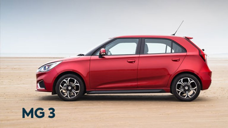 MG 3 Latest Offers