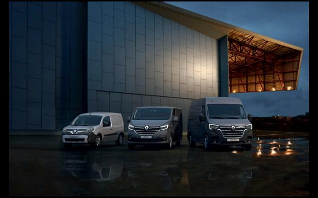 Renault Contract Hire Vans