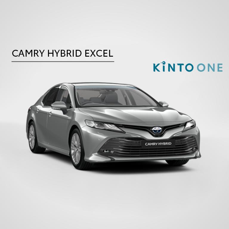 Camry Hybrid Excel