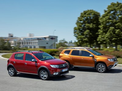 Dacia Fleet Offers