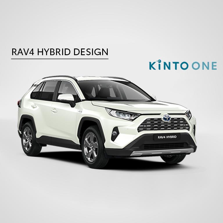 RAV4 Hybrid Design
