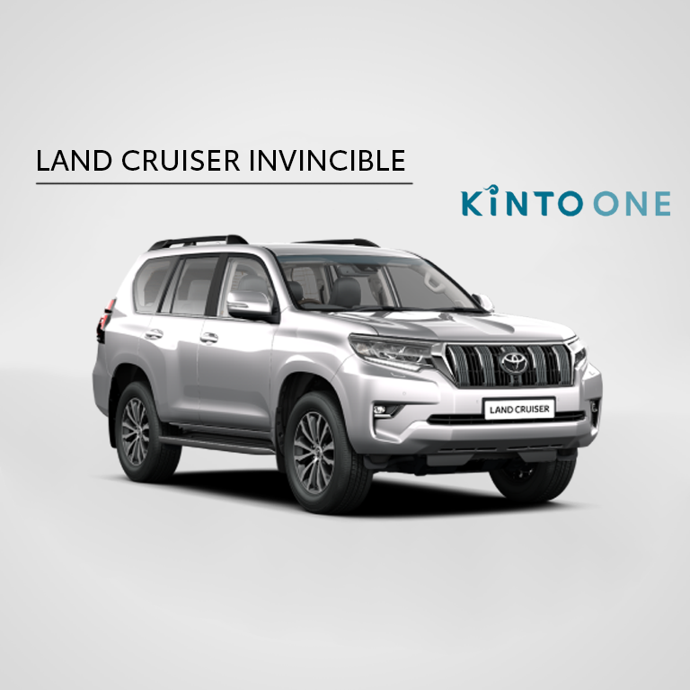 Land Cruiser Invincible