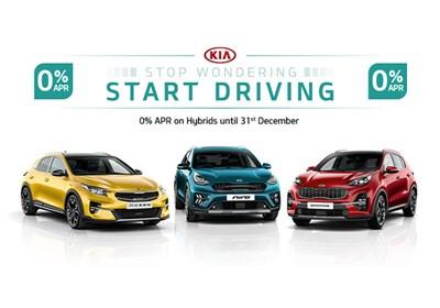Stop Wondering, Start Driving