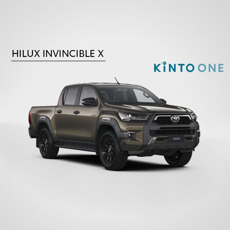 Hilux Invincible X