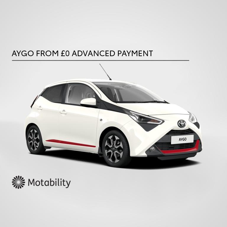 AYGO Motability Offer