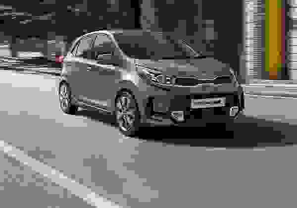 All-New Picanto GT-Line