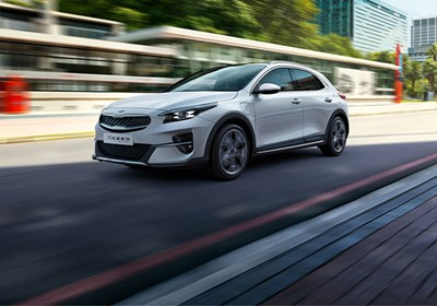 XCeed '3' PHEV PCH Offer