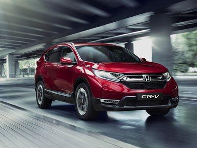 Honda CR-V Business Lease Offer