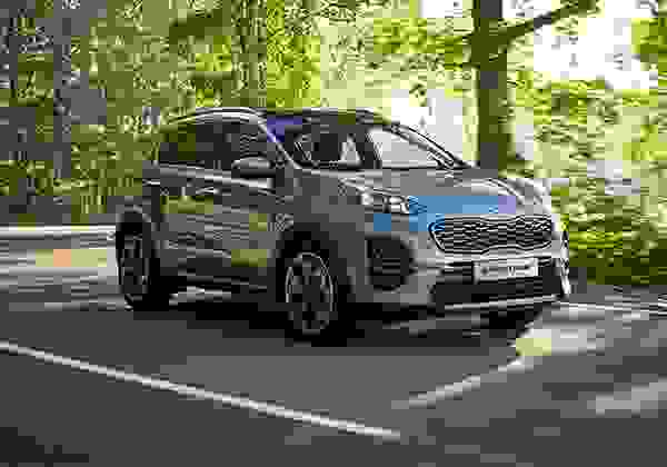 Sportage GT-Line PCH Offer
