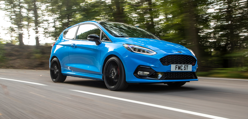 Introducing the new Special Edition Ford Fiesta ST Edition