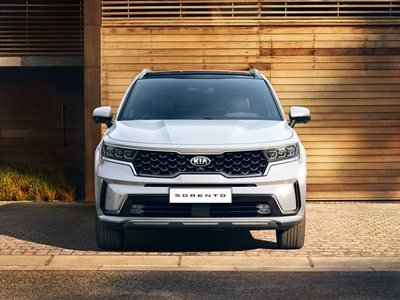 All-New Kia Sorento Diesel Station Wagon