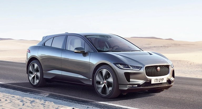 JAGUAR I-PACE. 2019 WORLD CAR OF THE YEAR