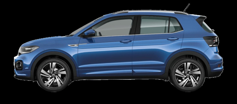 New VW T-Cross
