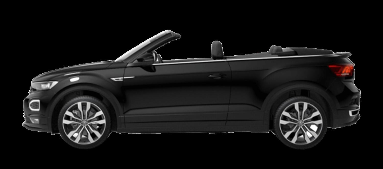 New Volkswagen T-Roc Cabriolet R-Line in Black