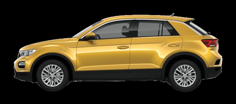 New VW T-Roc