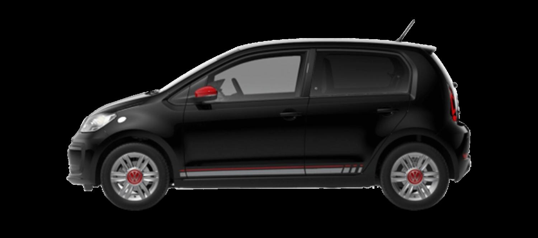 New Black Volkswagen up Beats