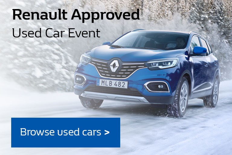 Renault Approved Used