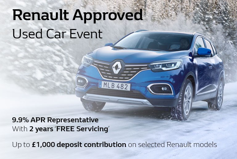 Renault Approved Used Event