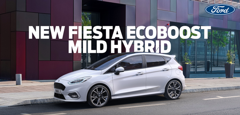 Ford Fiesta ST-Line Edition MHEV £249 per month