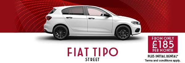 Fiat Tipo Street