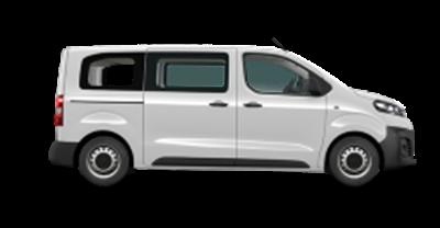 Vauxhall Vivaro Life Motability Offer