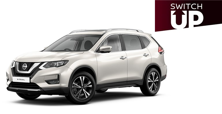 Switch Up to a New Nissan X-Trail