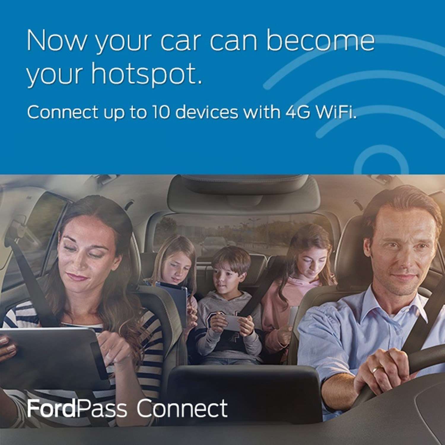 FordPass Hot Spot