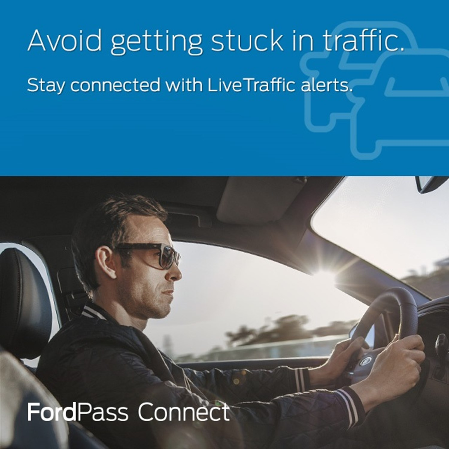 FordPass Live Traffic Updates