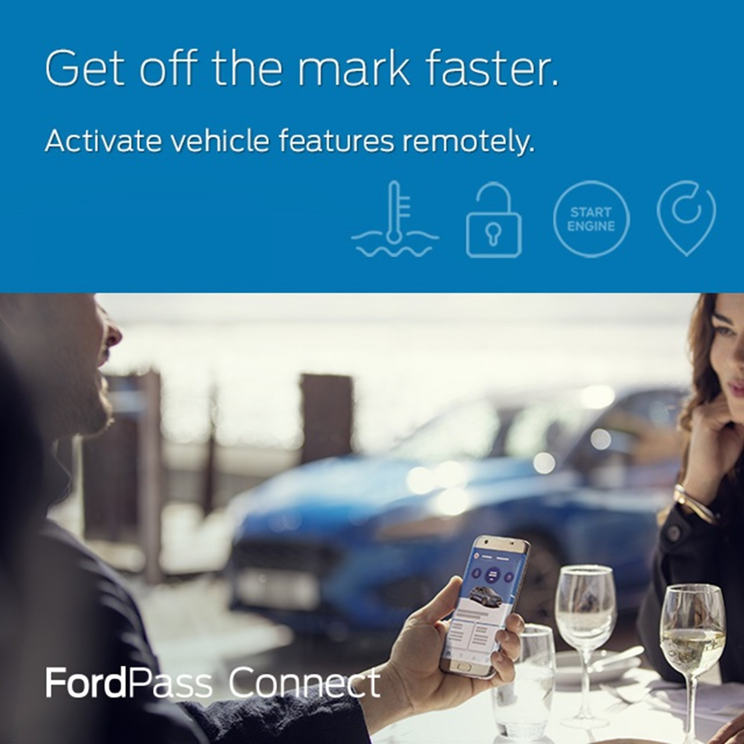 FordPass App Remote Features