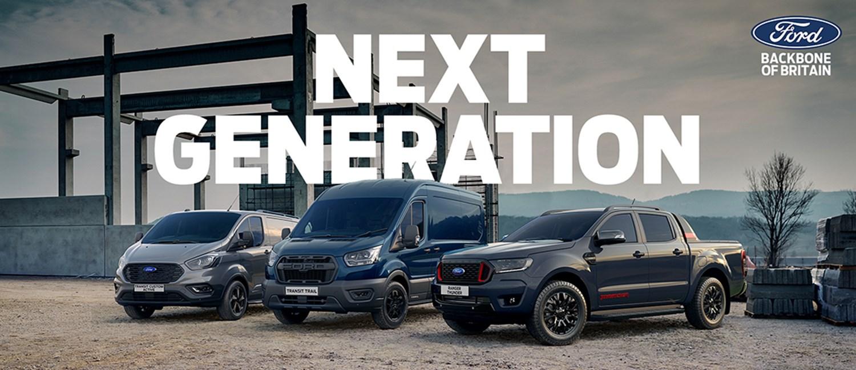 Ford Next Generation Header