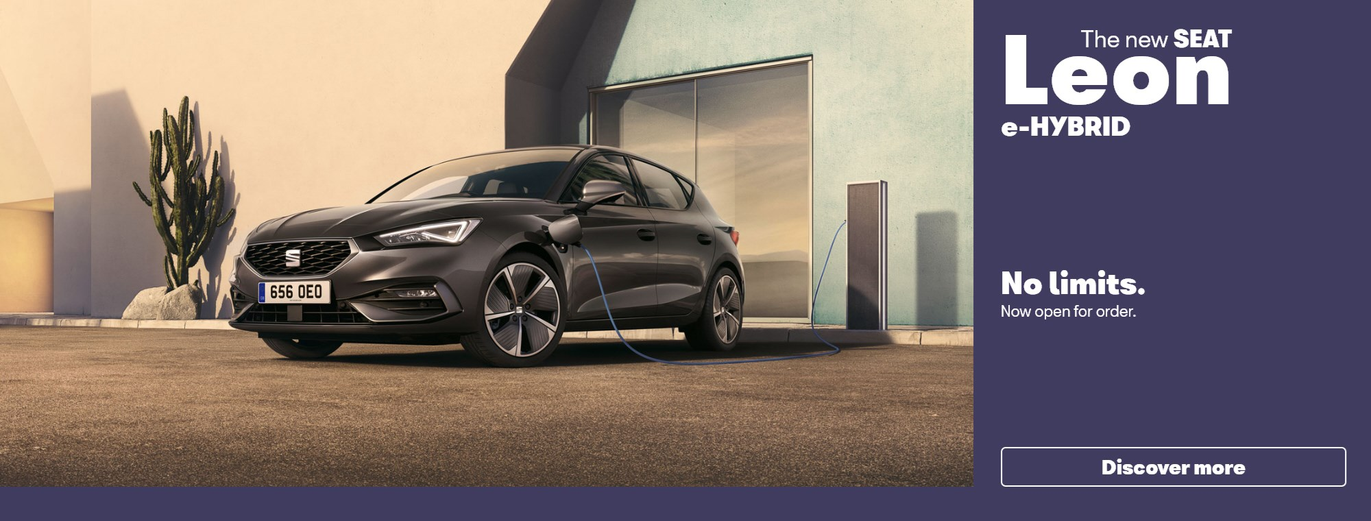 New SEAT Leon e-Hybrid available to order from Chippenham Motor Company