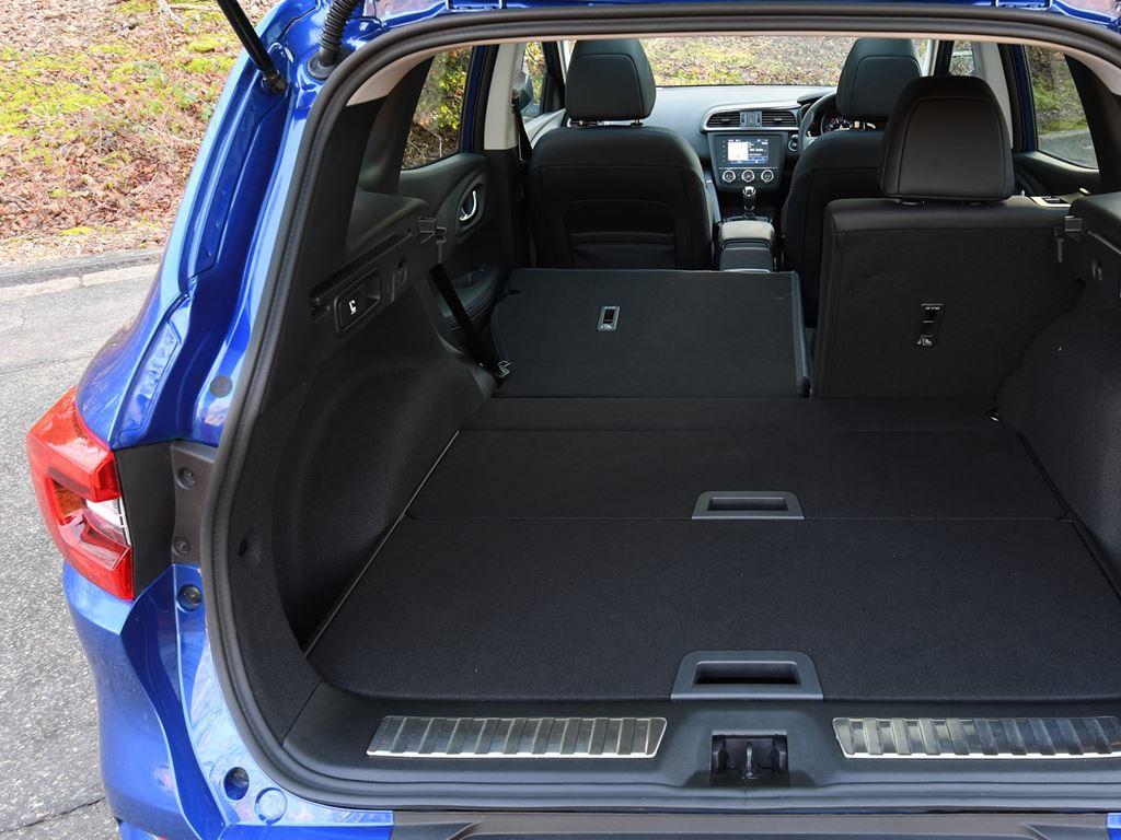Kadjar boot space - startin Renault Worcester
