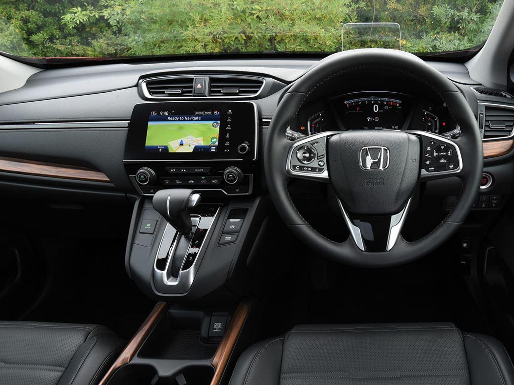 Honda CR-V Interior - Startin Honda Worcester