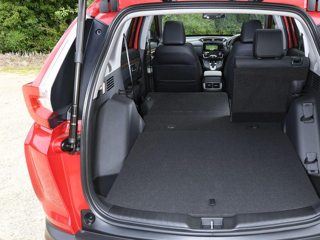 Startin Honda Worcester - CR-V Boot Space