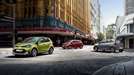 New Kia Picanto and Rio Revealed