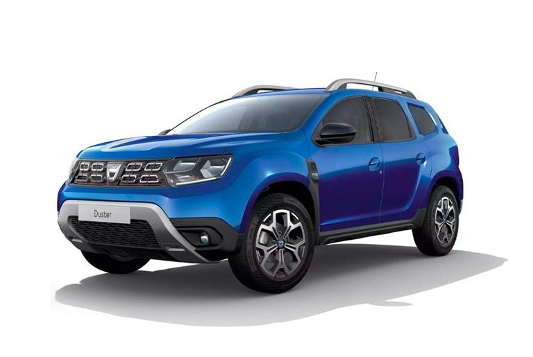 Dacia Bi-Fuel Pre-Reg Stock