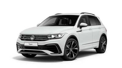 Volkswagen Tiguan R-Line 2.0TDI 150ps 4MTN DSG