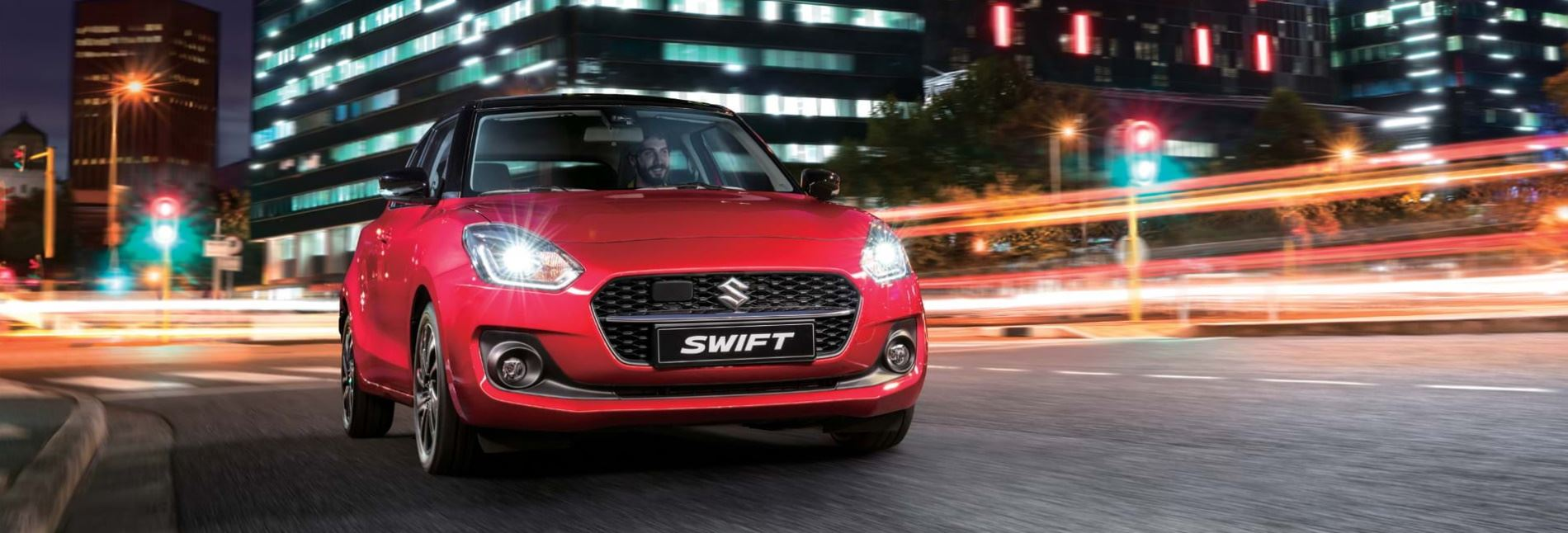 Swift Hybrid Facelift