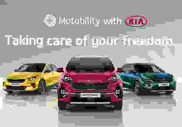KIA Motabilty Offers