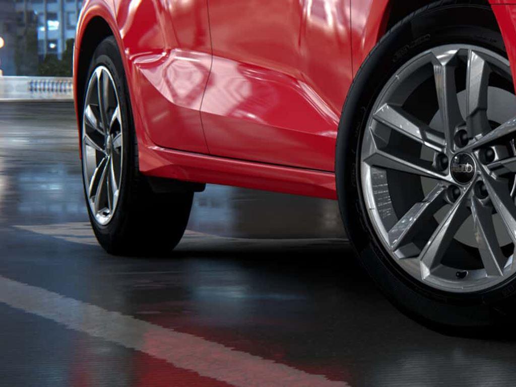 audi a3 tfsi e alloy wheels